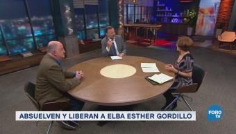 Optimismo Elección AMLO Liberación Elba Esther Gordillo