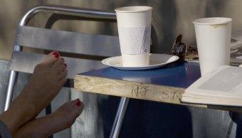 Oaxaca prestan platos evitar uso unicel fiestas
