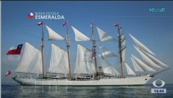 Velas Latinoamérica 2018 Veracruz evento embarcaciones, Argentina, Brasil, Chile, Colombia, Ecuador, Perú, Venezuela y México