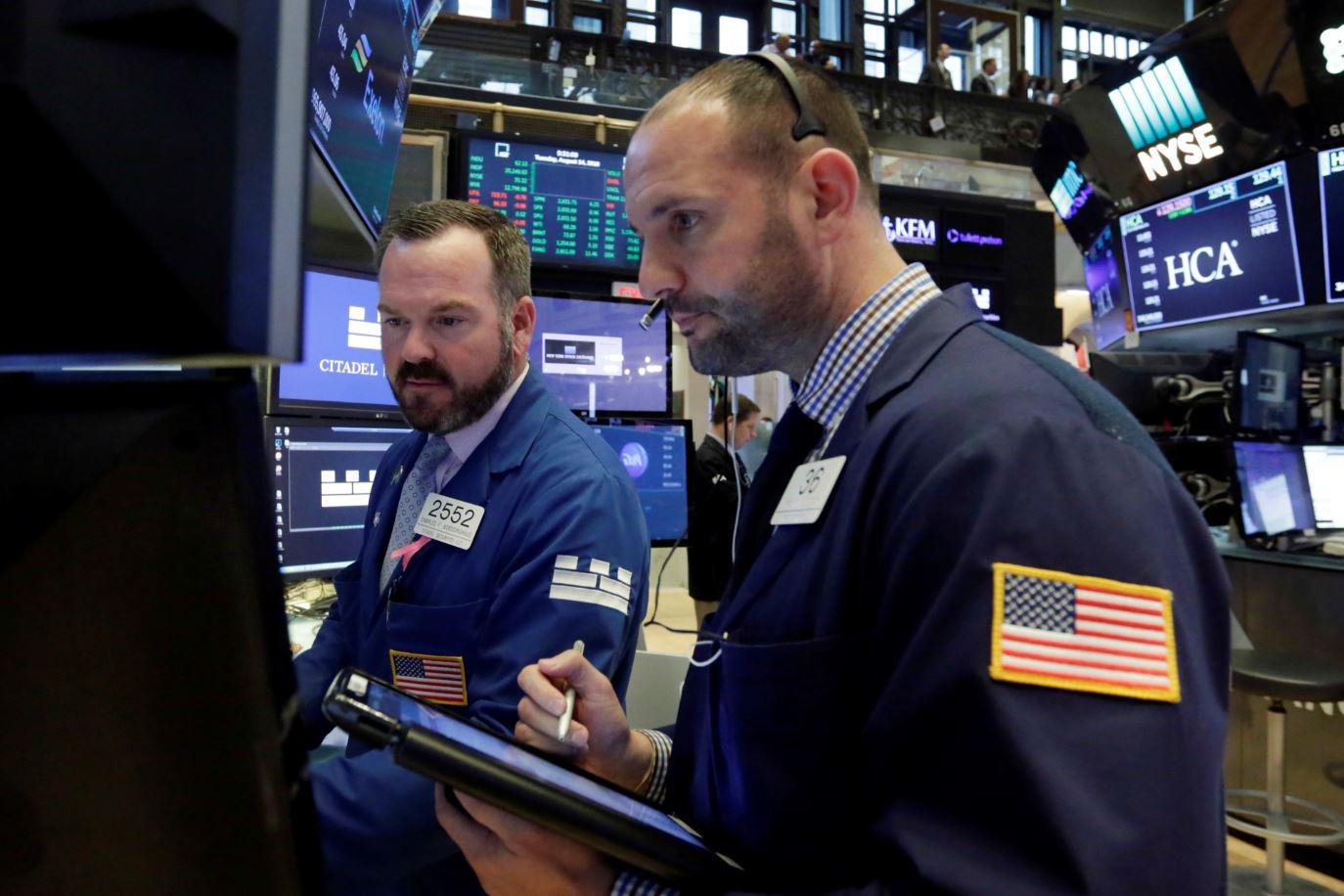 Wall Street acusó recibo y temen un