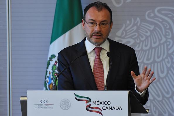 México no participó en