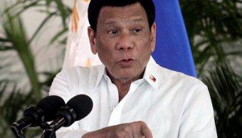 Presidente de Filipinas admite ejecuciones extrajudiciales