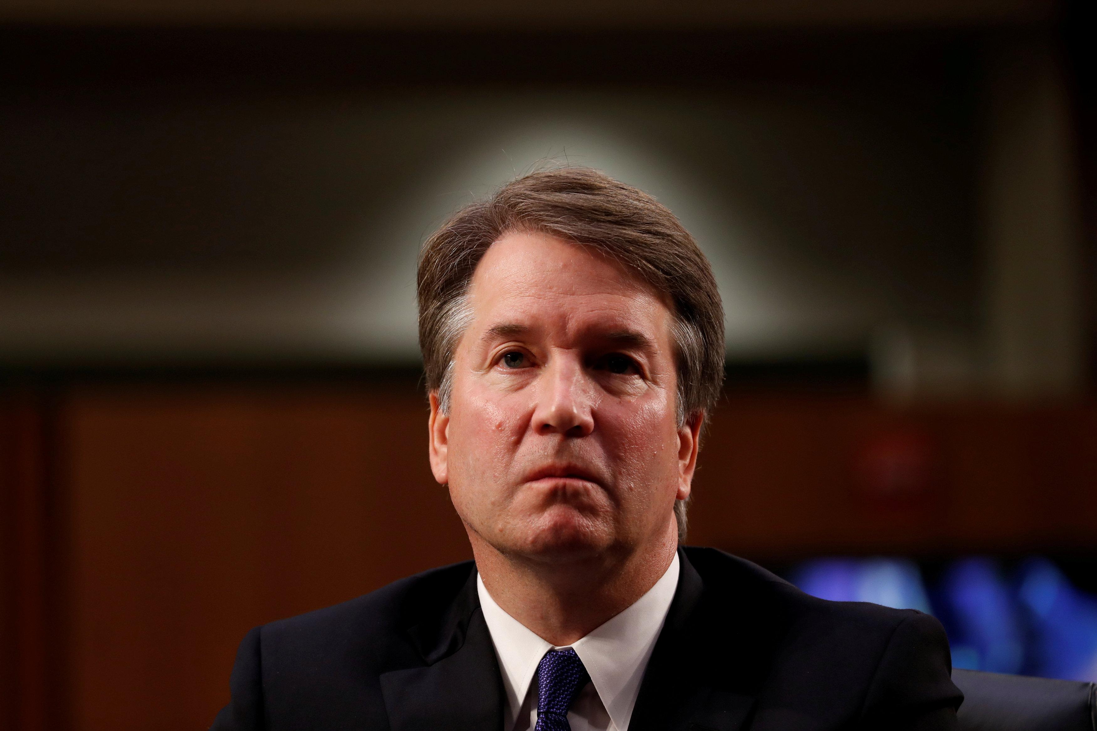 Brett Kavanaugh: acusación sobre agresión sexual es falsa