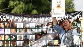 Toman muestras de ADN a familiares de desaparecidos