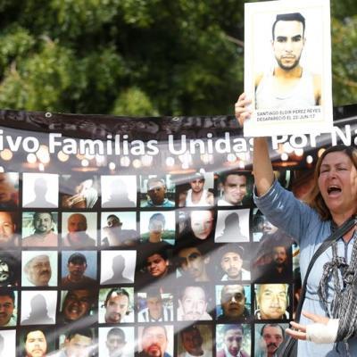 Inicia toma de muestras de ADN a familiares de desaparecidos en Jalisco