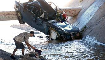 Comité Nacional de Emergencias coordina ayuda en Sinaloa