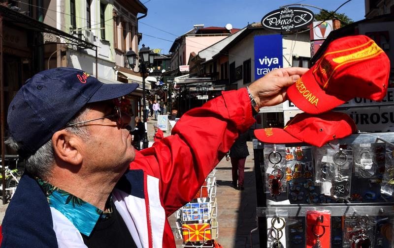 Reportan baja participación en el referéndum macedonio
