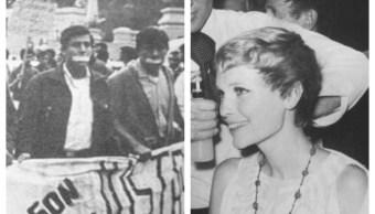50 fotos entender 50 años Movimiento del 68