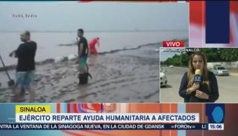 Emergencia Lluvias Sonora Sinaloa Inundaciones Depresión Tropical 19-E