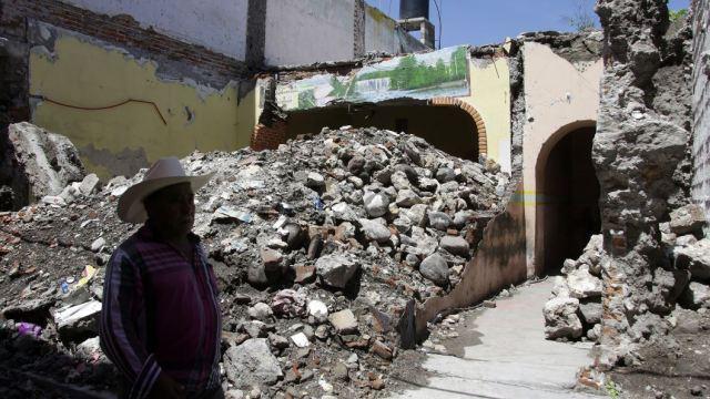A un año del sismo 19S, continúa devastación