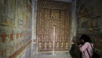 Mehu: Abren tumba de 4 mil años en Egipto