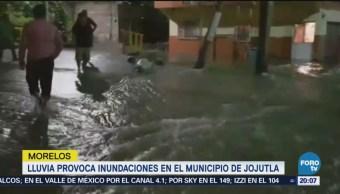 Activan Protocolos Seguridad Emergencia Lluvia Morelos