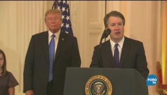Acusaciones De Agresión Sexual Llegan Al Conservador Kavanaugh