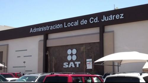 Aduana Cd. Juárez; SAT aplicará tecnología