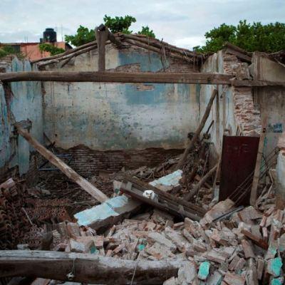 A un año del sismo 7S, damnificados de Oaxaca no regresan a sus casas