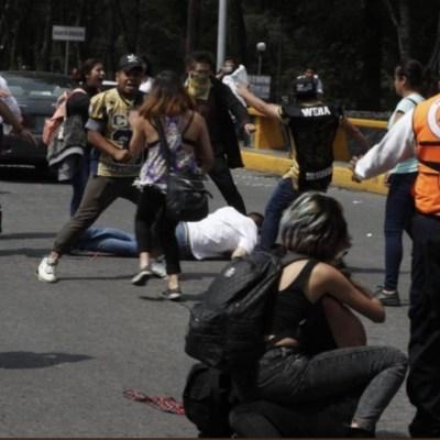 Suman 42 órdenes de aprehensión contra porros de UNAM por agresiones en CU