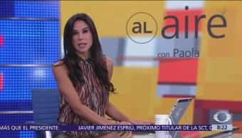 Al Aire con Paola Rojas Programa del 14 de septiembre