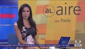 Al Aire, con Paola Rojas: Programa del 21 de septiembre