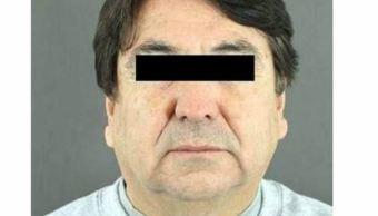 Alejandro Gutiérrez salde del penal de Chihuahua