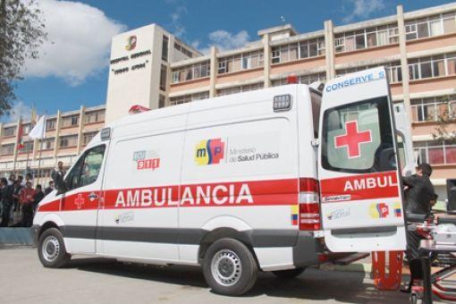Registrados cinco fallecidos y 23 heridos en accidente de autobús en Ecuador