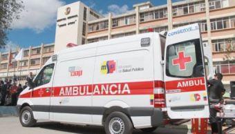 Accidente de autobús en Ecuador deja cinco muertos