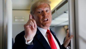 Amenazas de Trump a China vuelven a debilitar a Wall Street