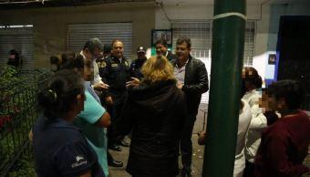 José Amieva recorre el Barrio de Tepito