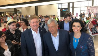 AMLO aplaude recuento total de votos de elección en Puebla