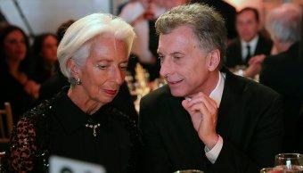 FMI amplía fondos para Argentina por 7 mil 100 mdd
