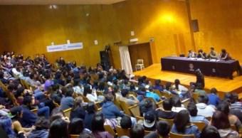 Segunda asamblea interuniversitaria continúa en la ENAH