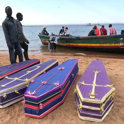 Se eleva a 225 los muertos del naufragio de un ferri en Tanzania