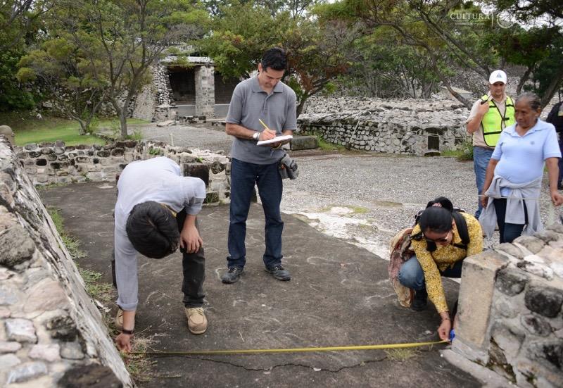 Restauración zonas arqueológicas afectadas sismos avanza 95 por ciento