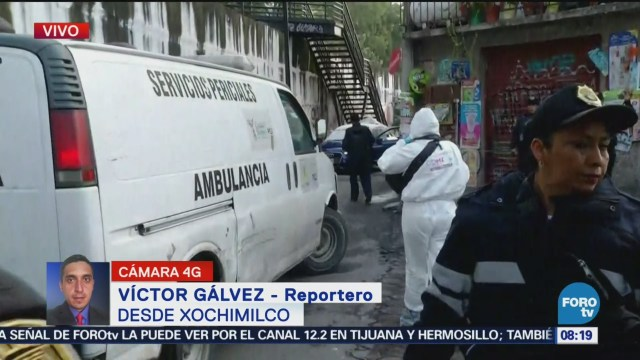 Balean a familia en Xochimilco, muere niña de 13 años