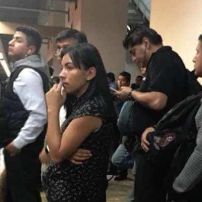 Video: Así opera banda de roba celulares en el Metro