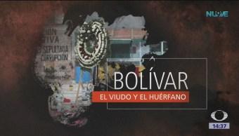 Bolívar Viudo Huérfano Historia De Un Edificio