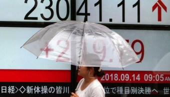 Bolsa de Tokio y mercados chinos suben con sector tecnología