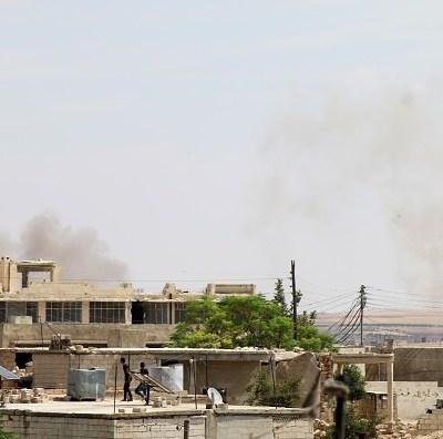 Rusia intensifica bombardeos contra la provincia siria de Idlib, dice ONG