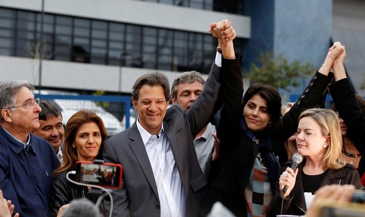 Lula da Silva queda fuera como candidato presidencial del PT