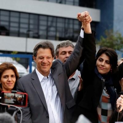Fernando Haddad sustituye a Lula como candidato presidencial en Brasil