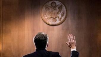 FBI tendrá una semana para investigar acusaciones contra Brett Kavanaugh