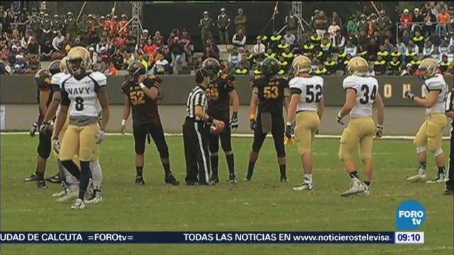 Buscan reducir impactos en cabeza durante futbol americano