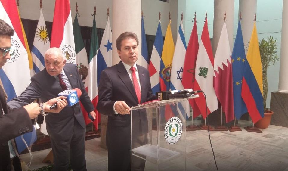 Israel anuncia el cierre de su embajada en Paraguay