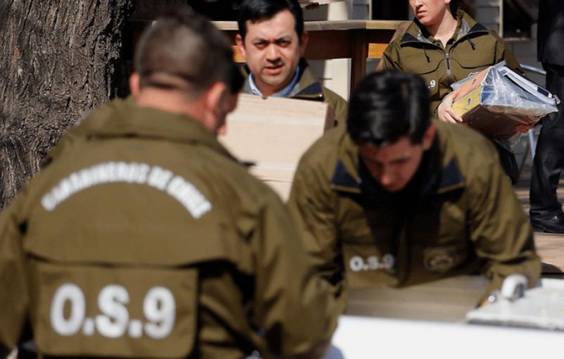 Fiscal Arias ordena cuatro allanamientos simultáneos a la Iglesia