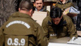 Fiscalía allana cuatro obispados en Chile por abusos