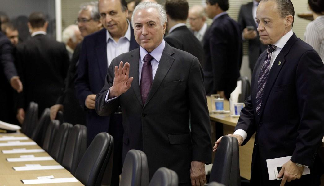 Caso Odebrecht: Investigación revela sobornos a Michel Temer