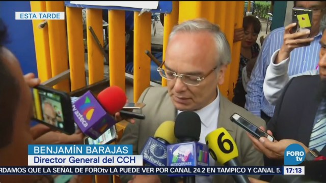 CCH Azcapotzalco Levanta El Paro Vuelve A Clases 18 De Septiembre Por La Tarde