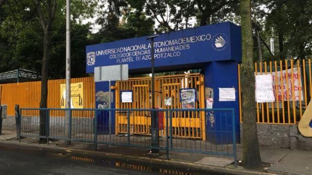 inconformidades estudiantes cch azcapotzalco fueron ignoradas autoridades