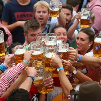 Arranca el festival 185 Oktoberfest en Munich, Alemania