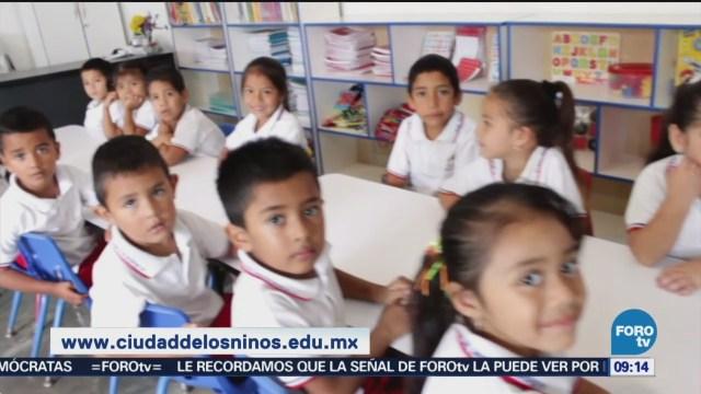 Ciudad de los Niños, iniciativa educativa en Monterrey