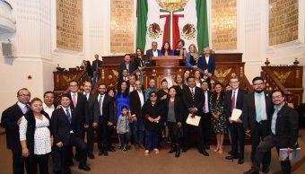Asamblea Legislativa cierra, empieza el Congreso de la CDMX